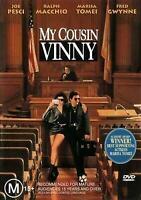My Cousin Vinny DVD 1992 Movie Joe Pesci Ralph Macchio Marisa Tomei