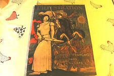 L' ILLUSTRATION - L' EMPIRE FRANÇAIS DANS LA GUERRE - N° 5071 DU 11 MAI 1940