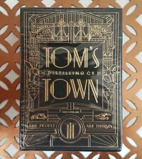 Tom's Town Playing Cards Limited Edition New & Sealed Art of Play USPCC Deck