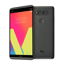 Black 5.7in LG V20 H918 64GB T-Mobile 4G LTE 16MP Unlocked Android Smartphone