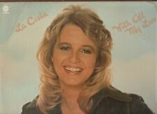 LA COSTA - With All My Love - CAPITOL 70s country LP  NICE NM