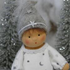 Schildkröt artistes poupée Müller Père Noël SECRET LILI les cheveux bruns 30 cm grand 42030760