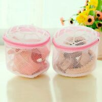 Zipper Laundry Washing Machine Bra Underwear Clothes Mesh Wash Case Bag Lingerie