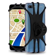 Bicycle Mobile Phone Holder for Samsung Galaxy Top Tube Stem Handlebar Bracket