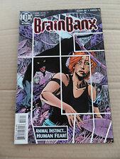 Brainbanx 3 of 6 . DC / Helix . 1997 . VF