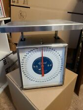 Edlund Rf-50 50lbs. Receiving Shipping Food Scale Countertop Scale