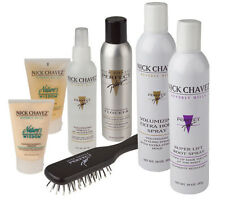 Nick Chavez Super Styling 7-piece Lift, Flock and Lock Hair Care Kit