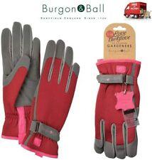 GARGENING GLOVES burgon & ball BERRY  love the glove s/m 6.5-7 small / medium