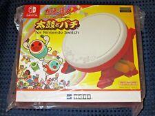 Nintendo Switch Taiko no Tatsujin Drum Master Drum & Stick Controller Set JAPAN