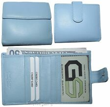 Woman's leather wallet, Billfold wallet, Ladies wallet, card case/Coin purse New