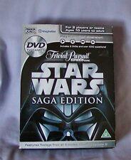 Trivial Pursuit DVD Game - Star Wars Saga Edition - Complete
