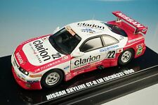 KyOSHO 1/64 Beads Collection No.06652A NISSAN Skyline GT-R LM(BCNR33) 1996 No.22