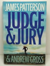Judge and Jury by James Patterson and Andrew Gross (2006, Hardcover) first ed.