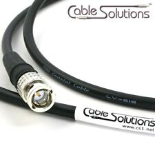 Canare LV-61S Custom Video/Audio/RF/RCA/BNC/F Cable 3m