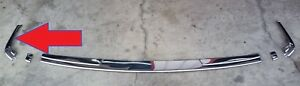 1996 1997 1998 1999 ROLLS ROYCE SILVER SPUR front bumper cover RIGHT chrome trim