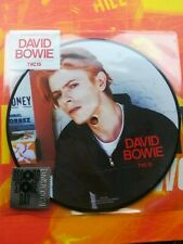 "Bowie TVC15 Record Store Day 7"" single Picture disc MINT"