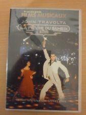 DVD - LA FIEVRE DU SAMEDI SOIR - AVEC JOHN TRAVOLTA - réf D3