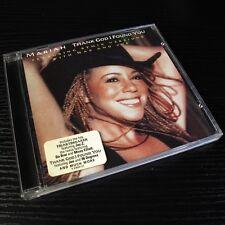 Mariah Carey - Thank God I Found You REMIX VERSIONS with Nas & Joe USA CD #07-1