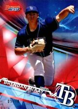 2017 Bowman's Best Top Prospects Red Refractor #TP21 Brendan McKay RC 5/10