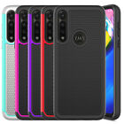 For Motorola Moto G Power 2020/2021 Case Hybird Rugged Cover / Screen Protector