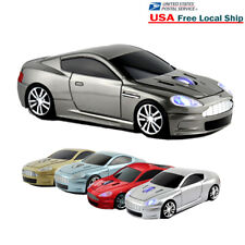 Hot 2.4Ghz Wireless USB car mouse Cordless Optical Laptop PC Gaming LED MAC Mice
