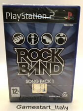 ROCK BAND SONG PACK 1 (ROCKBAND) (PS2) NUOVO SIGILLATO VIDEOGIOCO GAME NEW