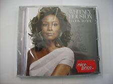 WHITNEY HOUSTON - I LOOK TO YOU - CD SIGILLATO 2009