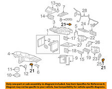 GM OEM-Door Actuator 89018365