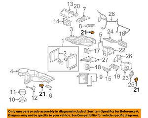 GM OEM-Door Actuator 89018365