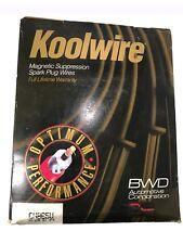 Spark Plug Wire Set BWD CH865U fits 71-72 Chevrolet Corvette 7.4L-V8