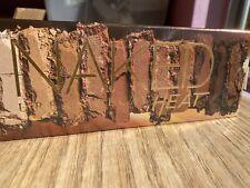 Genuine Urban Decay Naked Heat Eye Shadow Palette Authentic - Read Description