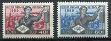 28310) RUSSIA 1959 MNH** Nuovi** Letter Writing Week, 2v