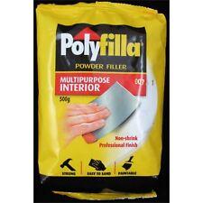 Polyfilla 500g Interior Powder Filler