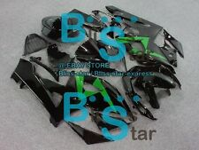 Black Green GSXR1000 Fairing Fit Suzuki GSX-R1000 2005-2006 43 XX