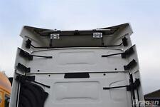 Para adaptarse a Renault T Gama Barra De Luz Trasera Techo de Acero Inoxidable + LED Luces x5 Camión