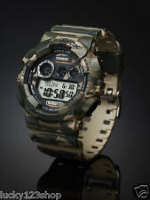 GD-120CM-5D Casio G-shock Linited Edition Digital 200m Men's New Resin