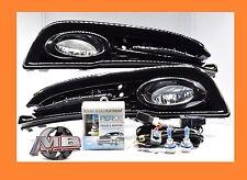 13-15 HONDA CIVIC SEDAN 4DR BUMPER FOG LIGHT PERDE H11 6000K CLEAR+WIRING+SWITCH