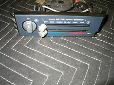1985 92 FIREBIRD T/A HEATER AC CONTROL + TUBES & CABLE 86 87 88 89 90 91