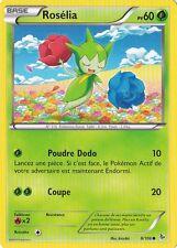 Rosélia - XY2:Etincelles - 8/106 - Carte Pokemon Neuve Française