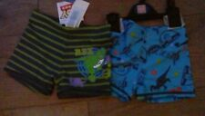 M&S Baby boy  2 pairs pack of swimming trunks Toy Story Age 18-24 months bnwt
