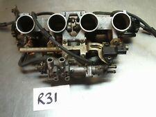 2004-2010 Yamaha FZ6 FZ 600 Fazer Throttle body carbs injectors *R31*