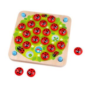 MEMORY GAME - LADYBUG