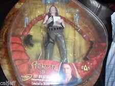 "Toy Vault Farscape Series 1 Aeryn Sun Pilot Mutation Claudia Black 6"" Figure"