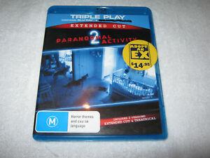 Paranormal Activity 2 - Extended Cut - Blu-Ray Ex-Rental - Region B