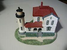 Danbury Mint: 1992 Historic American Lighthouses, Admiralty Head Lighthouse