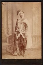 Notable des Ouled-Sidi-Cheikh à Paris. Photographe Eugène Pirou. 1885. #2