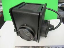 Complete Nikon Lamp Housing Illuminator Microscope Part As Pictured Amp15 A 51