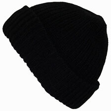 New Mens Thermal Brush Fleece Lined Heavy 4.7 Tog Cap Ultimate Heat Winter Hat