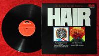 LP HAIR mit reiner Schöne Su Kramer (Polydor H 886/4) Clubsonderauflage D 1968