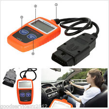 New Portable AC618 OBD2 EOBD Car Fault Reader Data Tester Scan Diagnostic Tool